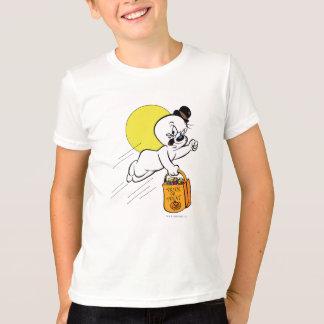 Camiseta Doçura ou travessura assustador 2