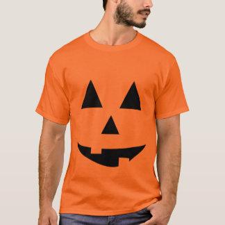 Camiseta Doçura ou travessura da Jack-O-Lanterna do Dia das