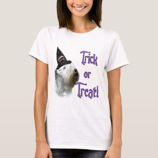 Camiseta Doçura ou travessura de Sealyham Terrier