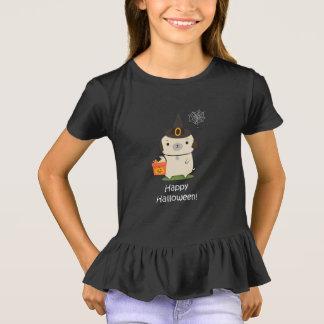 Camiseta Doçura ou travessura - Haloween feliz!
