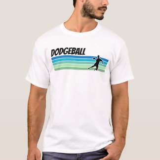 Camiseta Dodgeball retro