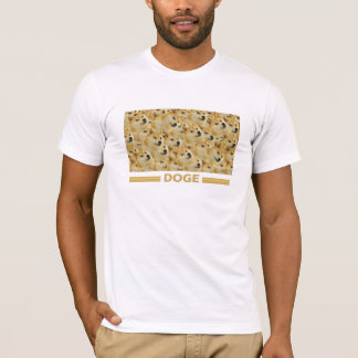Camiseta DOGE em toda parte