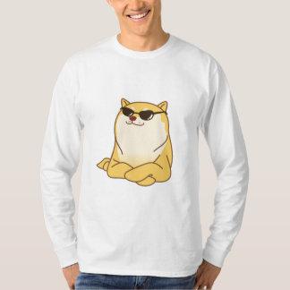 Camiseta DOGE LEGAL Shibe engraçado Inu wow…