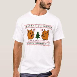 Camiseta Doge tal Natal