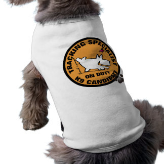 Camiseta Doggy com libélula