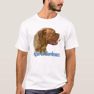Camiseta Dogue de Bordéus Nome
