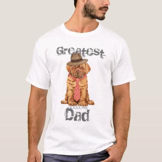 Camiseta Dogue de Bordéus Pai