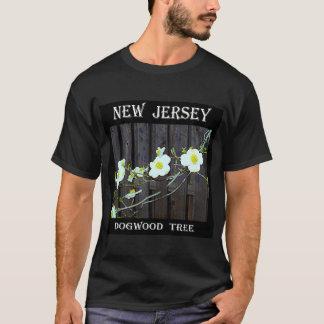 Camiseta Dogwood de New-jersey