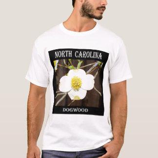 Camiseta Dogwood de North Carolina