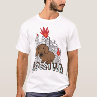 Camiseta Dogzilla