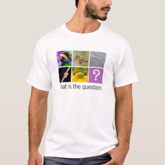 Camiseta Dois abelha do nó dois do remo da abelha -