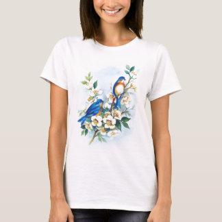Camiseta Dois Bluebirds
