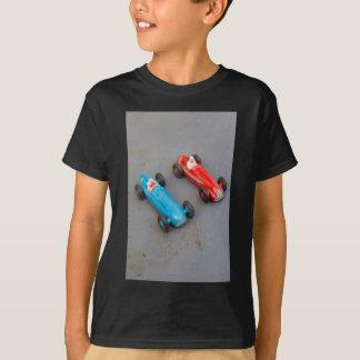 Camiseta Dois carros do brinquedo do vintage