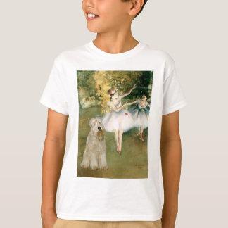 Camiseta Dois dançarinos - Terrier Wheaten 7
