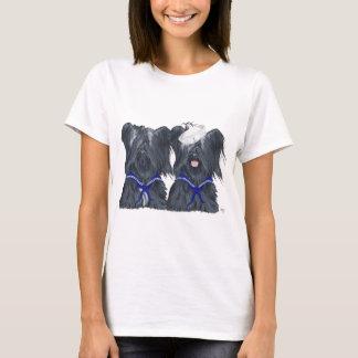 Camiseta Dois marinheiros de Skye Terrier