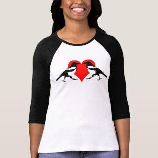Camiseta Dois para a alegria