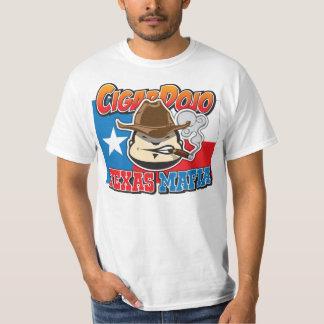 Camiseta Dojo do charuto - máfia de Texas