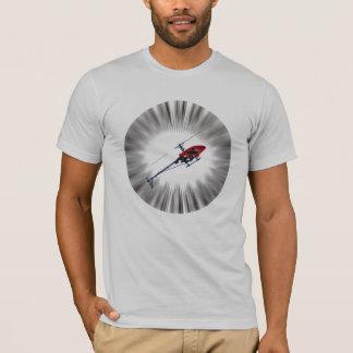 Camiseta dom de 3D Heli