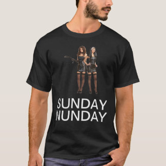 Camiseta Domingo Nunday