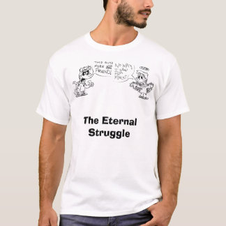 Camiseta Dominic & Adam, o esforço eterno
