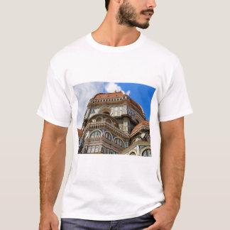Camiseta Domo, em Florença, Toscânia, Italia
