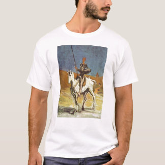 "Camiseta ""Don Quixote e Sancho Panza"