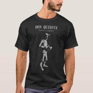 Camiseta Don Quixote - o primeiro Cosplayer