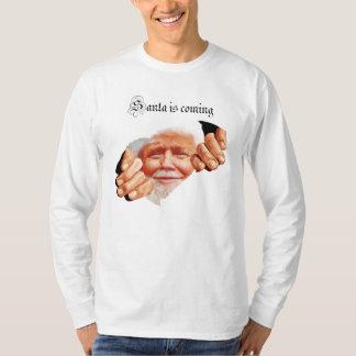 Camiseta Donald Trump está vindo
