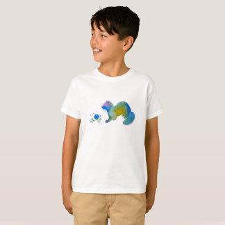 Camiseta Doninha com brinquedo