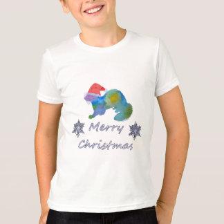 Camiseta Doninha do Natal