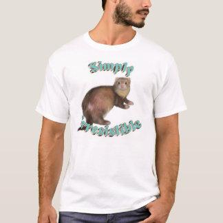 Camiseta Doninha simplesmente irresistível