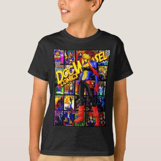 Camiseta Doninhas do comix de DWB