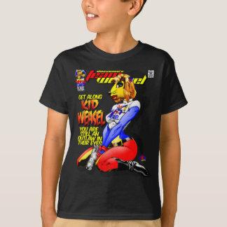 Camiseta Doninhas do miúdo de DWB