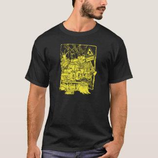 Camiseta Doodle da silvicultura