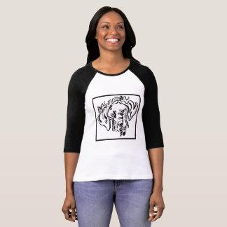 Camiseta Doodle Dalmatian do cão