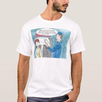 Camiseta Dor na carteira