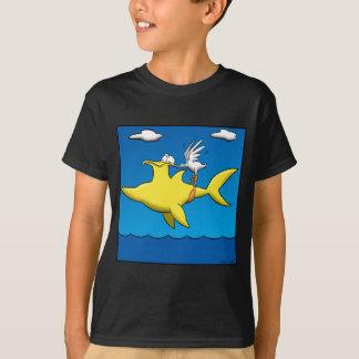Camiseta Dores do pelicano