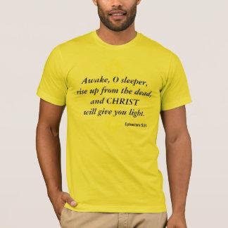 Camiseta Dorminhoco acordado de O