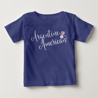 Camiseta dos corações de Entwinted do americano de