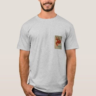 Camiseta Dos do rancho da lagosta