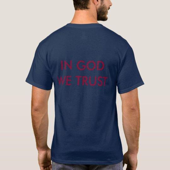 Camiseta dos Estados Unidos