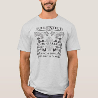 Camiseta Dos Gallos de Palenque
