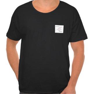 camiseta dos homens do andson
