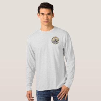 Camiseta Dos homens grandes de Prix do mar de Salton