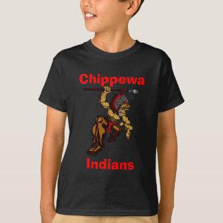 Camiseta dos indianos do Chippewa