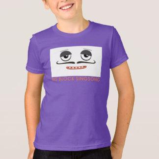 Camiseta Dos miúdos coloridos do dia de BBSS o t-shirt
