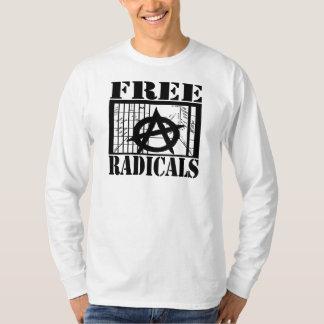 Camiseta dos radicais livres