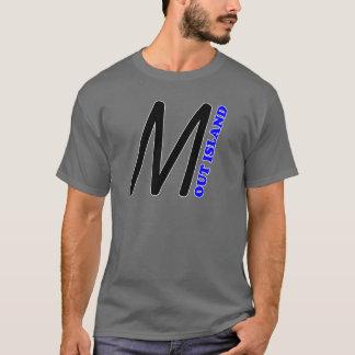 Camiseta Dos Shredders de Morgan ilha para fora