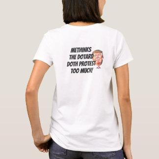Camiseta Dotard (traseiro)