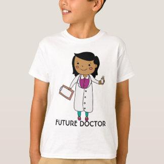 Camiseta Doutor futuro, demasiado